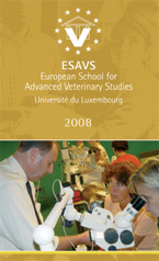 ESAVS Courses for Veterinarians and Nurses - 2008