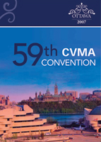 Canadian Veterinary Medical Association - CVMA Convention 2007