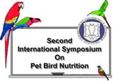 2nd International Symposium on Pet Bird Nutrition, 4 - 5 October 2007, Hannover, Germany